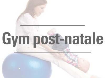 Gymnastique pré et post natale