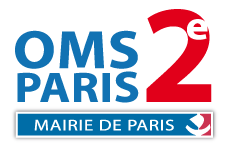 Logo de l'Office du Mouvement sportif du 2e Arrdt de Paris