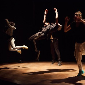 Spectacle hip-hop de mai